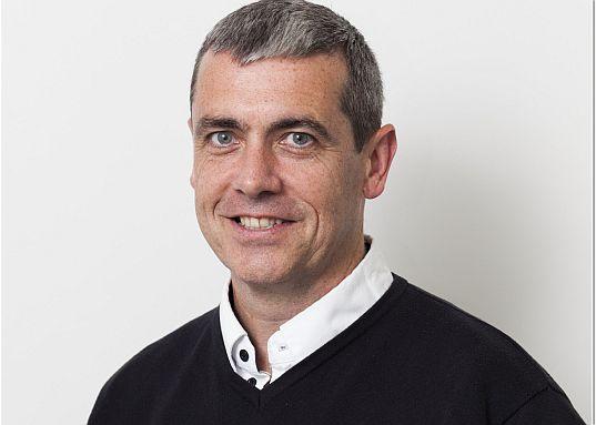 Graeme Hackland, IT/IS Director, Lotus F1 Team