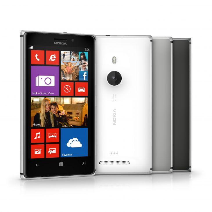 Nokia Lumia 925 - jeden z ostatnich smartfonów fińskiego producenta