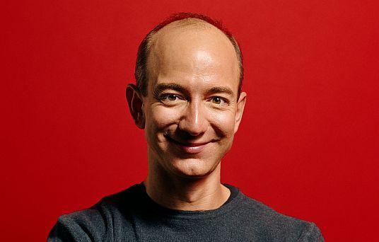 Jeff Bezos zwiastuje inwestycje Amazon w Polsce