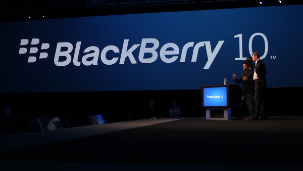 Premiera BlackBerry OS 10.