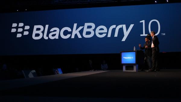 Premiera BlackBerry OS 10.
