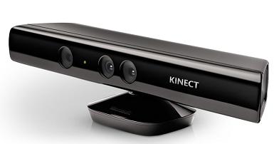 Microsoft Kinect Źródło: Microsoft