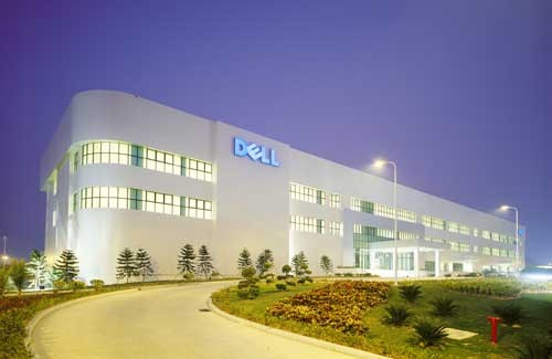 Fabryka Dell w chińskim Xiamen.