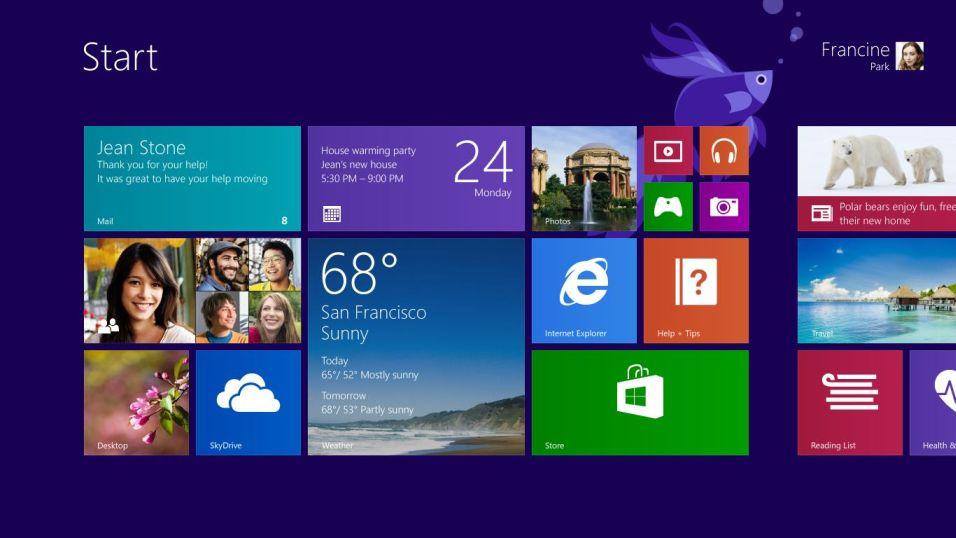 Windows 8.1, Źródło: Microsoft