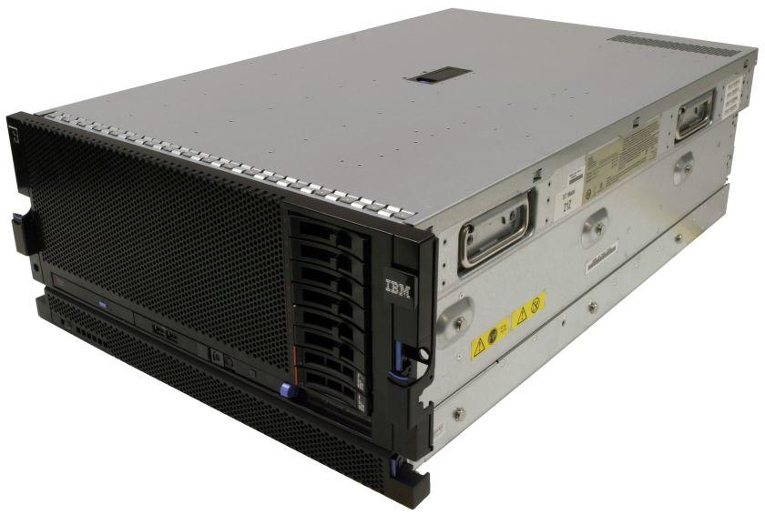 Serwer IBM System x3850 X5 Źródło: IBM