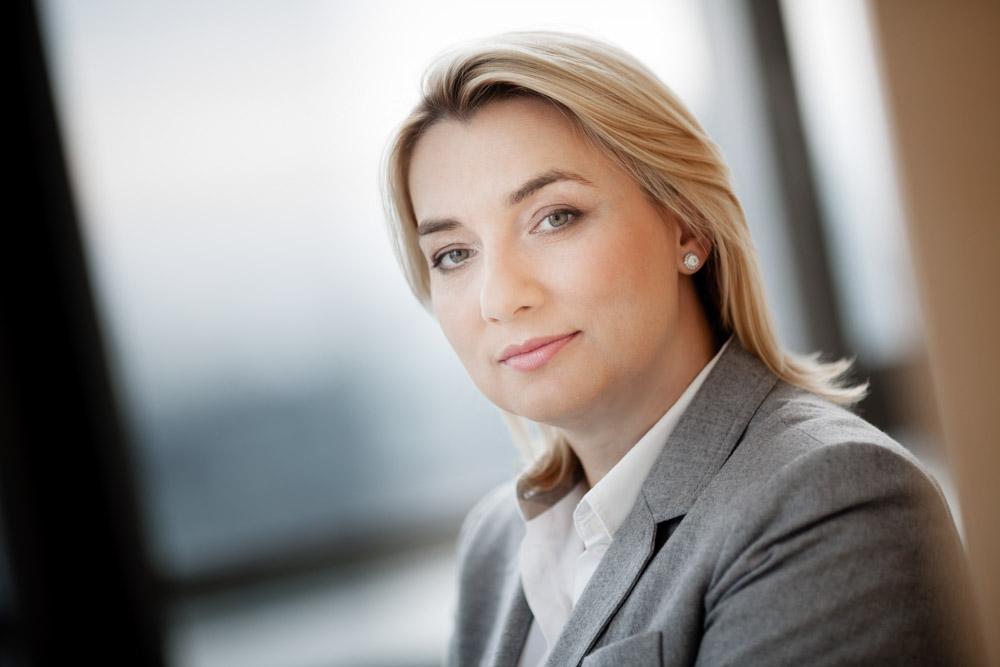 Kinga Piecuch, od stycznia 2014 roku prezes SAP Polska