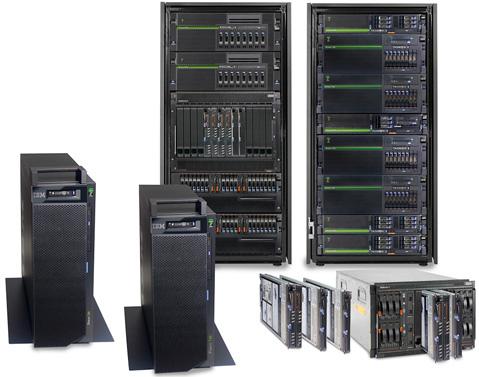 Lenovo przejmie linię serwerów x86 od IBM!