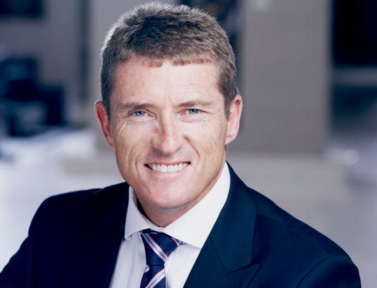 Brett Dawson, CEO Dimension Data plc