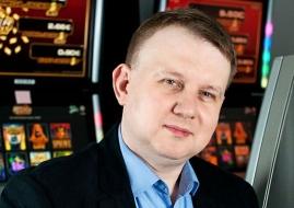 Jarosław Dąbrowski, dyrektor ds. technologii na Europę Wschodnią, Bliski Wschód i Afrykę w firmie GTECH, członek zarządu GTECH Poland
