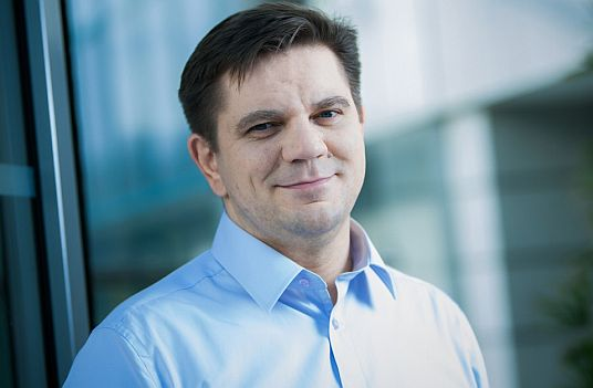 Krzysztof Jonak, dyrektora regionalny Intela w Europie Środkowo-Wschodniej