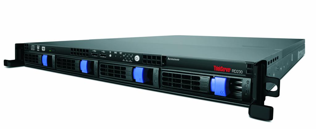 Lenovo ThinkServer RD230