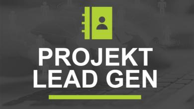 """Projekt lead generation – program marketingowy """"szyty na miarę"""""""