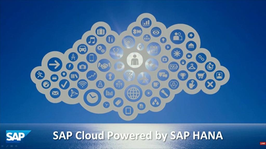 SAP HANA dostępna z chmury