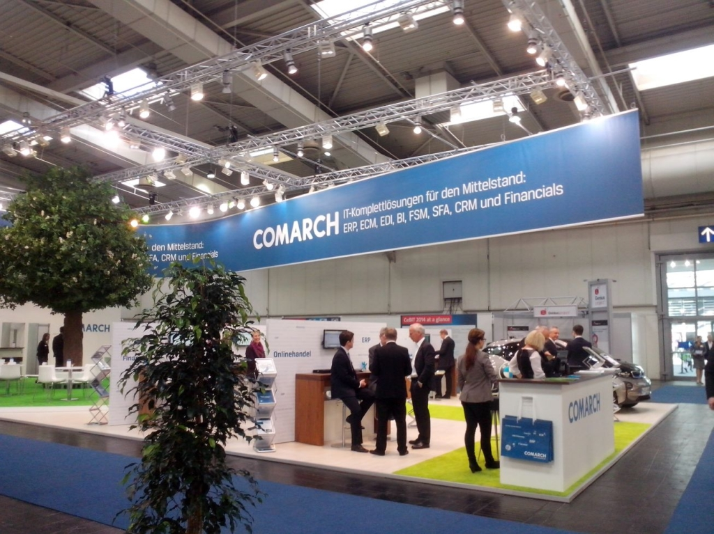 CeBIT 2014: ERP i CRM w centrum uwagi