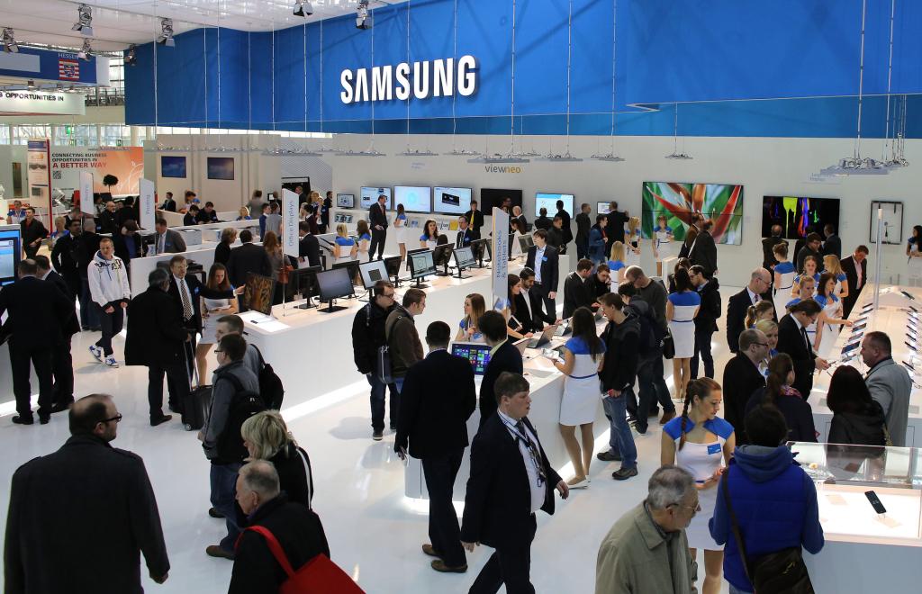 CeBIT 2014: Samsung promuje nowe urządzenia i platformę Knox