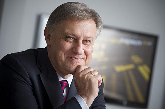 Roman Durka, prezes zarządu Kapsch sp. z o.o.