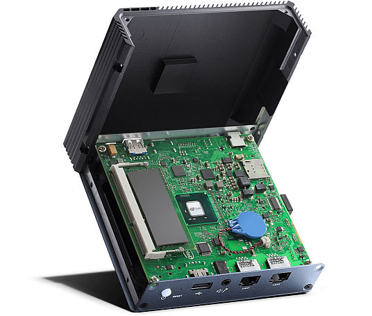 Intel wprowadza Gateway Solutions dla tzw. Internetu rzeczy