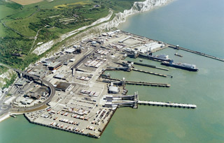 Port w Dover Źródło: www.doverport.co.uk