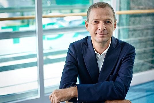 Piotr Bieliński, prezes zarządu, założyciel i największy akcjonariusz Action