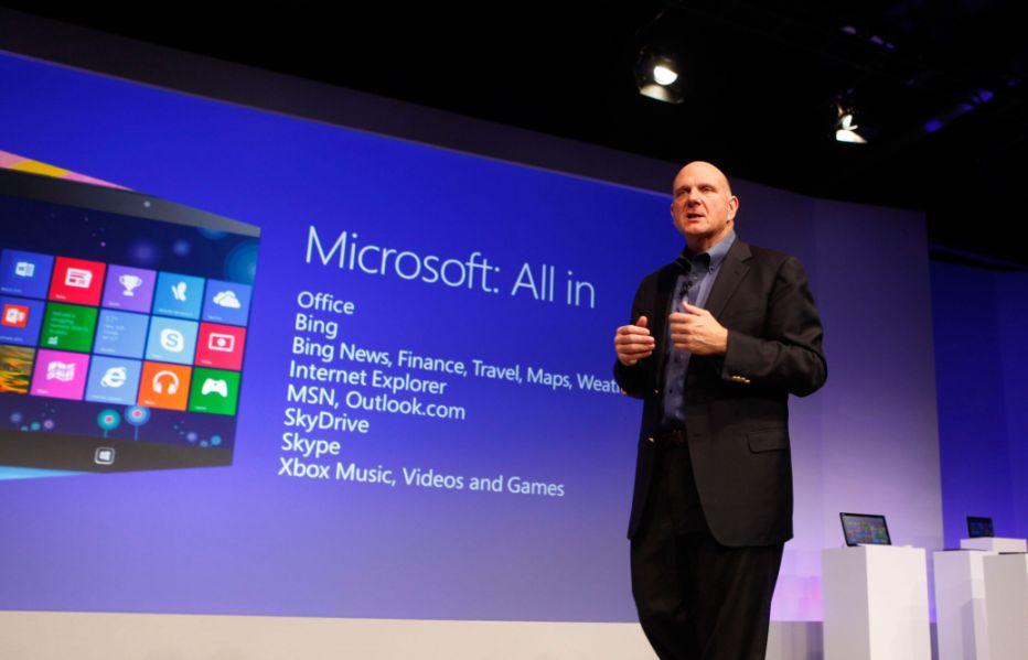 Steve Ballmer ostatecznie odchodzi z Microsoftu. Zajmie się własną drużyną NBA