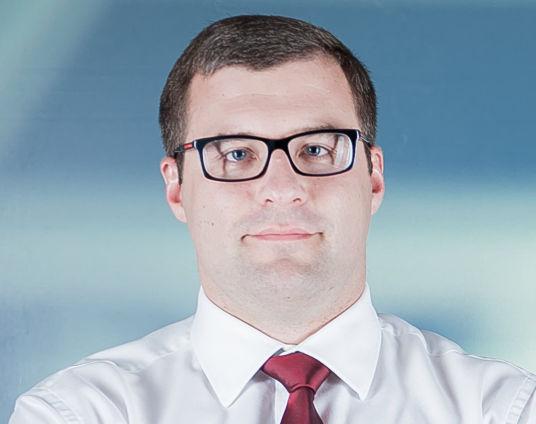 Adam Filutowski, CIO Grupy PKP