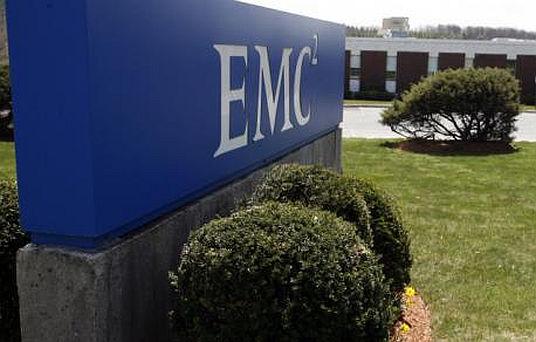 EMC przejmuje amerykańskiego dostawcę usług chmurowych