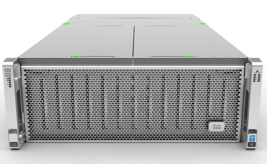 Cisco rozszerza platformę Unified Computing System