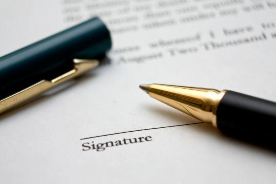 kontrakt