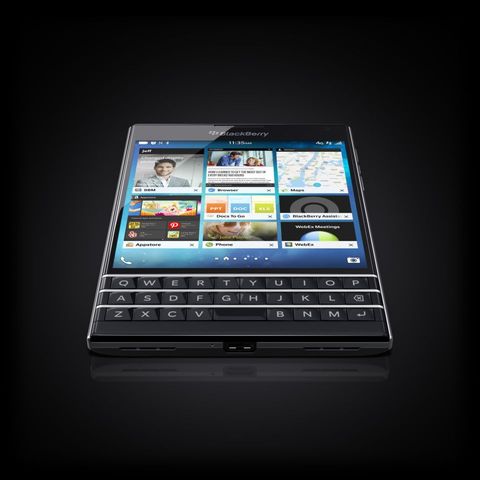 BlackBerry inwestuje w niemieckie technologie szyfrujące