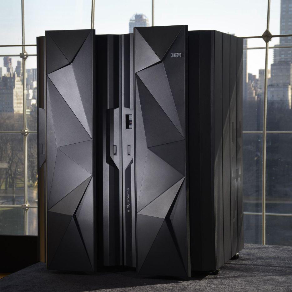Nowy mainframe IBM zdolny przetworzyć 2,5 mld szyfrowanych operacji dziennie