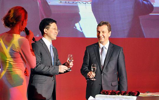 Huawei od 10 lat na polskim rynku