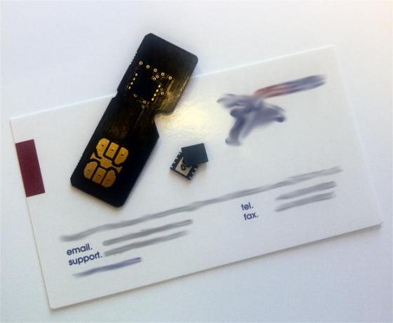 Amerykańskie i brytyjskie służby mogą złamać zabezpieczenia kart SIM