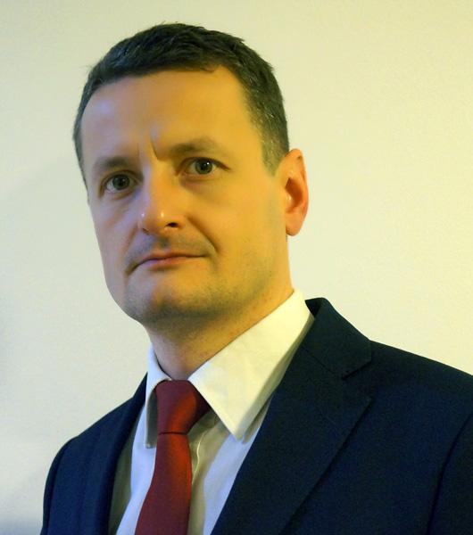 Radosław Stępień wiceprezesem ZUS odpowiedzialnym za IT