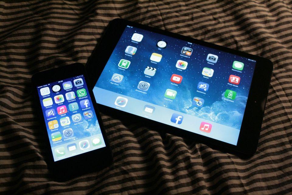 Prawie dwa razy więcej urządzeń mobilnych w biznesie