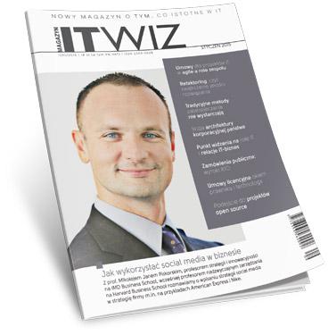 Przeczytaj nowy numer magazynu ITwiz