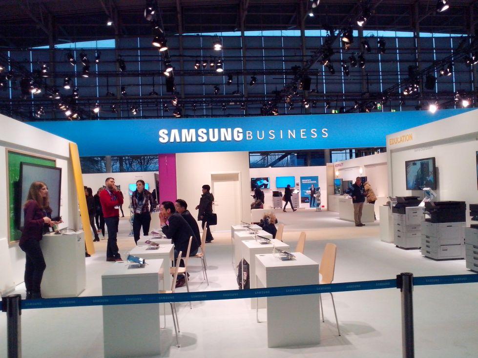 CeBIT 2015: Samsung pokaże ofertę rozwiązań dla biznesu