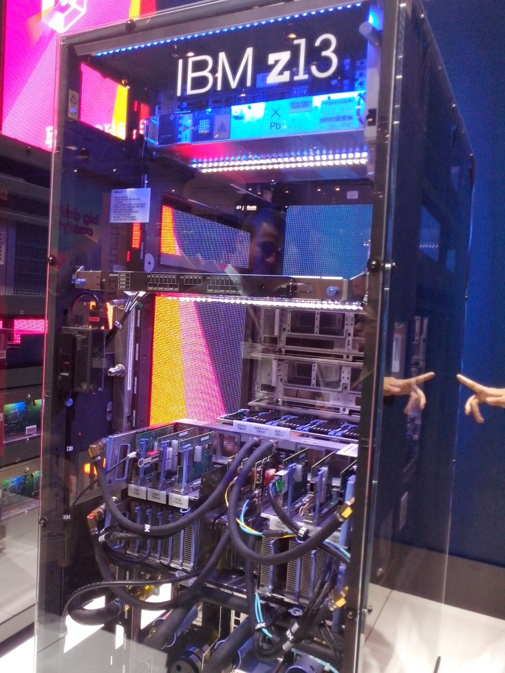 CeBIT 2015: Najnowsze serwery IBM