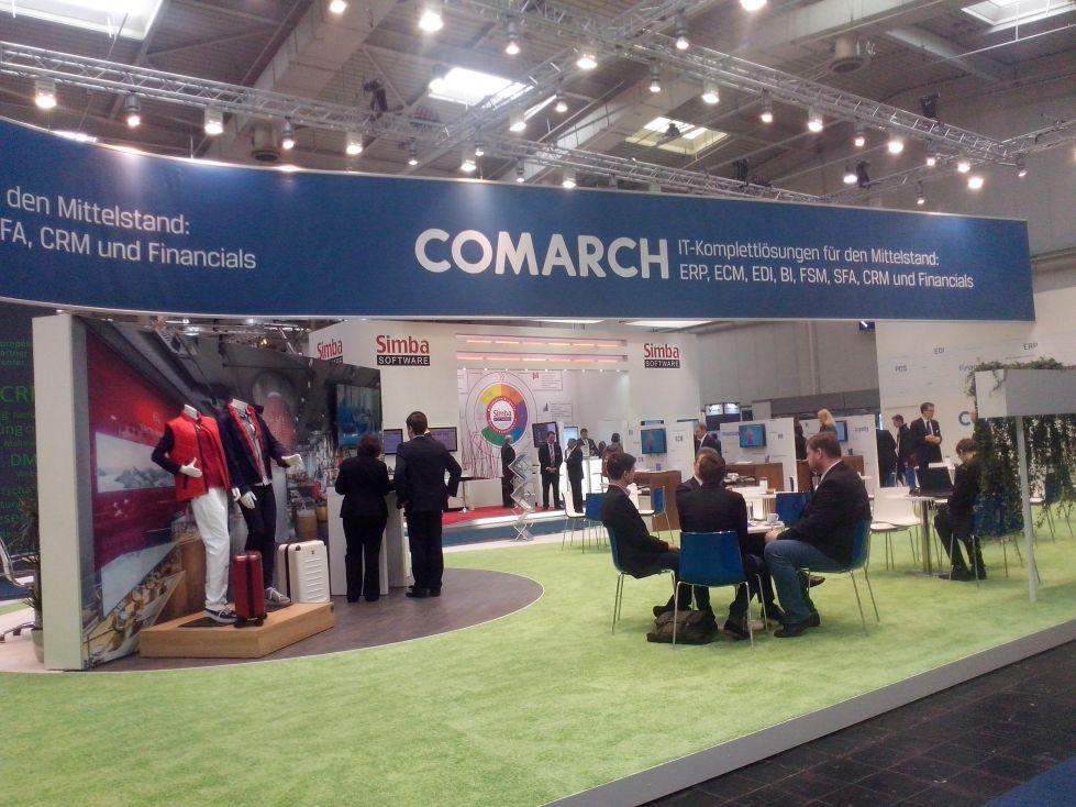 CeBIT 2015: Comarch – Beacon, chmura i nowe rozwiązania