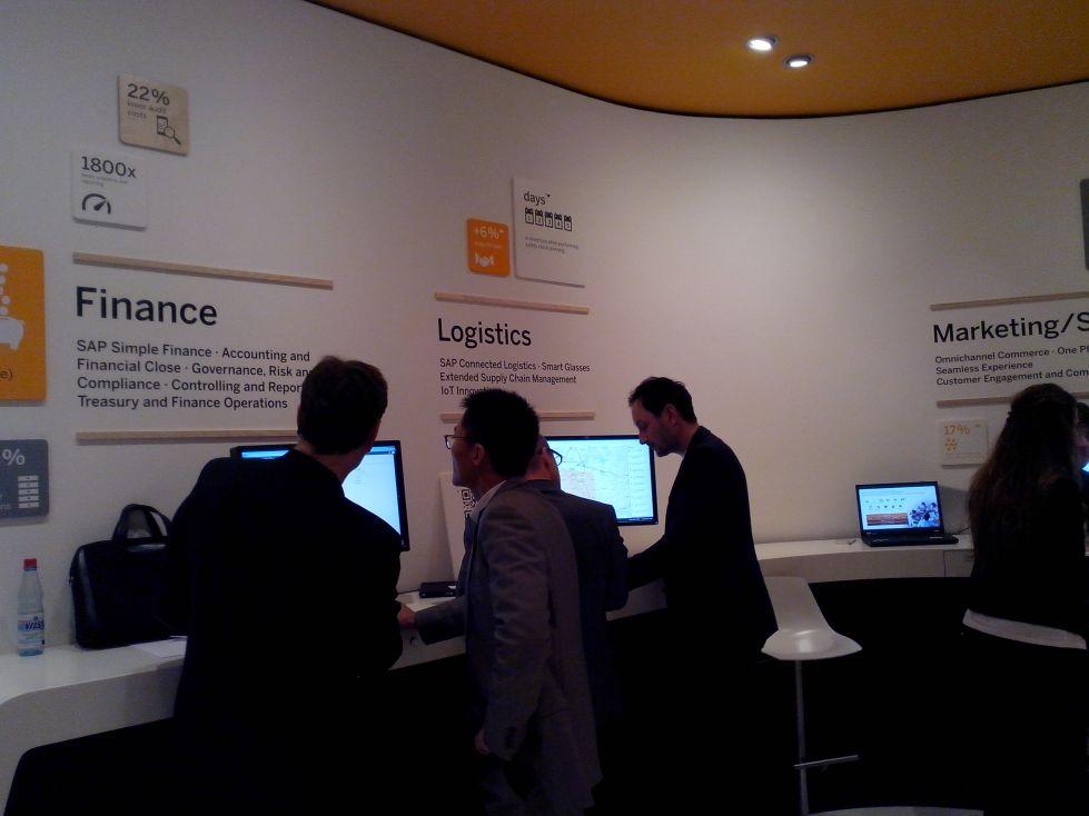 CeBIT 2015: SAP HANA dla biznesu i… rolnictwa