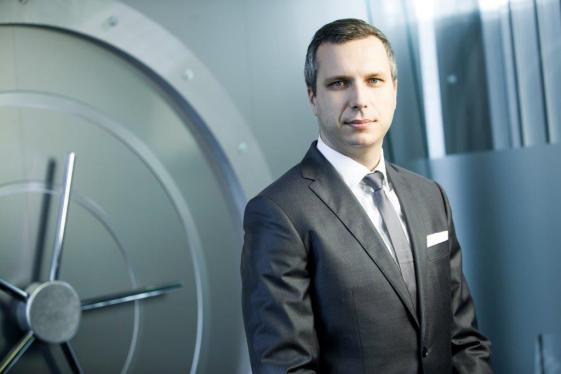 Sebastian Pawlak, CTO w HP Polska