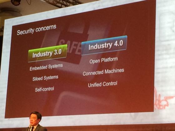 CeBIT Huawei Industry 4.0