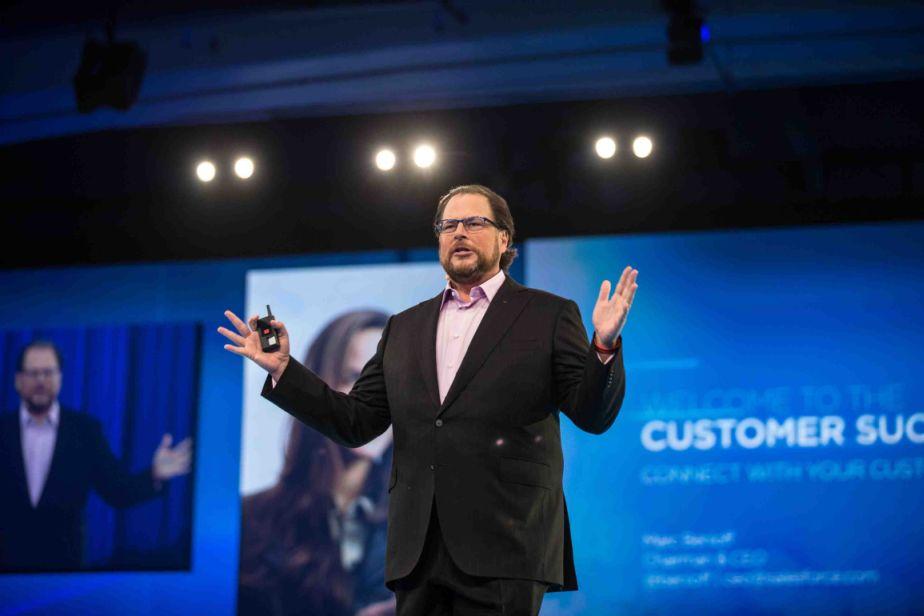 Salesforce celem wrogiego przejęcia?