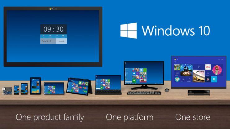 Windows 10 dostępny już 29 lipca