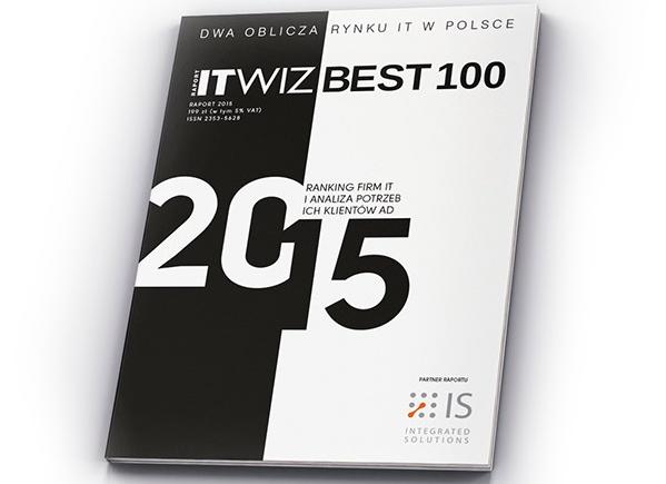 100 największych firm IT w Polsce – wyniki raportu ITwiz Best 100