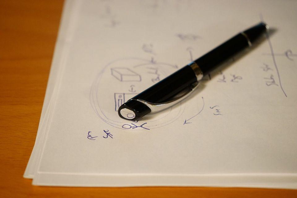 Idealny proces powstawania nowego produktu