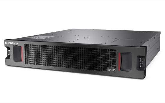 Lenovo z pamięcią masową dla rynku MSP: Lenovo Storage S2200 iS3200