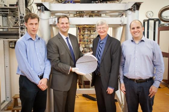 Intel inwestuje 50 milionów USD w rozwój informatyki kwantowej