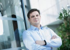 Krzysztof Jonak, dyrektor Intela w Europie Środkowo-Wschodniej