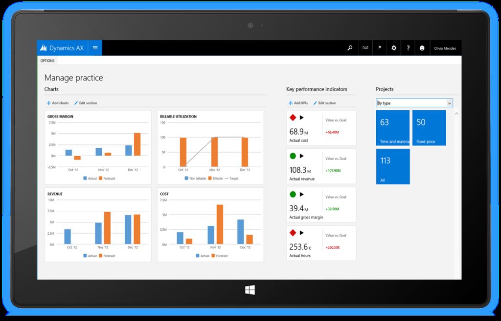 Microsoft Dynamics AX – kolejna wersja przyniesie rewolucyjne zmiany