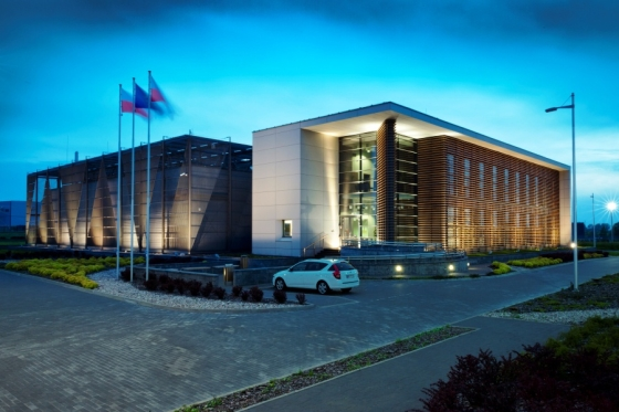 Gmach Centrum Przetwarzania Danych MF
